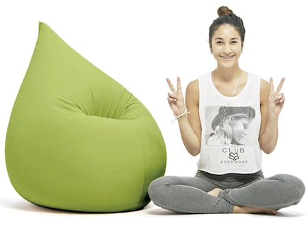 Terapy Ergonomic Living Elly sittsäck - Grön
