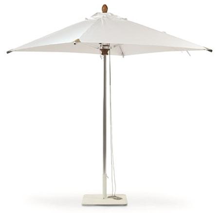 Ethimo Dehors parasoll - Med parasollfot