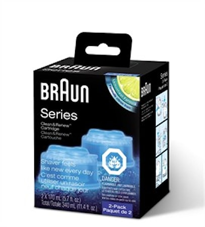 Braun Rengøring KeyPart-CCR2 Refill