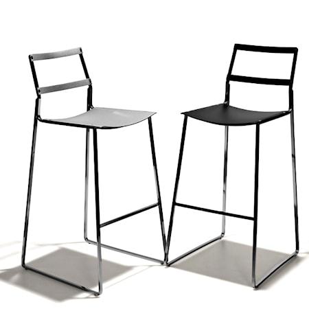 Bilde av Falsterbo Krom barstol