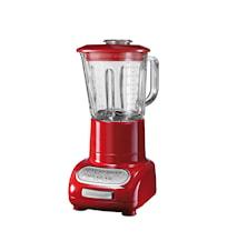 Artisan blender röd 1,5 + 0,75 L