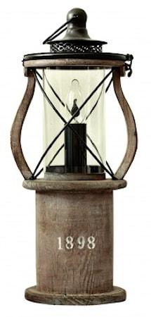 Bilde av Cottex 1898 Bordlampe Wood