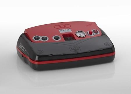 SICO Kitchenware Vakuumipakkaaja SICO S250 Premium Punainen/Musta