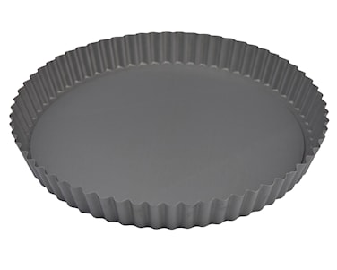 Silvertop Pajform Ø30cm Silver