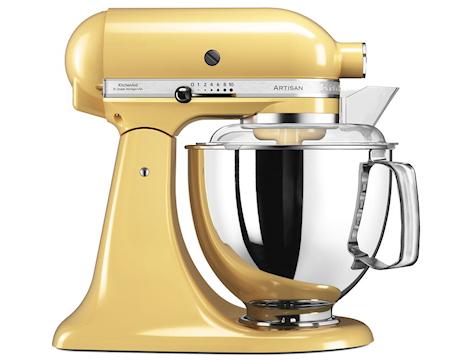 KitchenAid Artisan 175 Yleiskone 4,8 litraa Keltainen