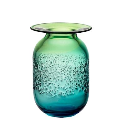 Bilde av Kosta Boda Aurora Blå/Grønn Vase 275mm