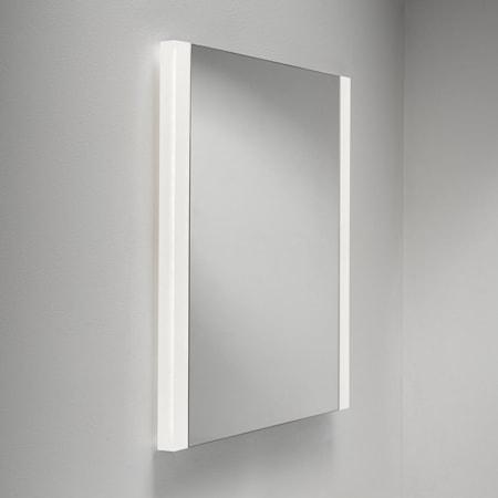 Calabria spegel med Belysning