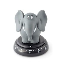 Elefant Grå