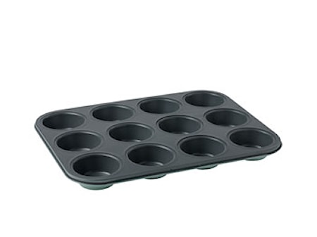 Muffinssivuoka 12 kpl Mintunvihreä, Jamie Oliver