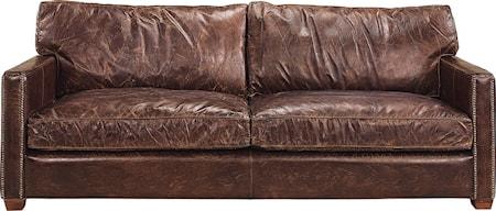 Artwood Viscount soffa 3-sits Viscount soffa 3-sits - Leather cigar