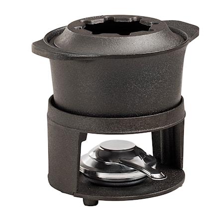 Fondueset 1,5 liter m. kombibrännare (utan lock)