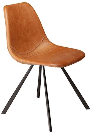 Dan Form Denmark Pitch stol ? Ljusbrun/svart