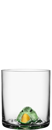 Kosta Boda New Friends Tumbler lintu 40 cl