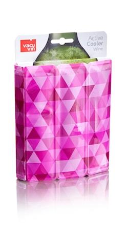 Active Wine Cooler Diamond Pink