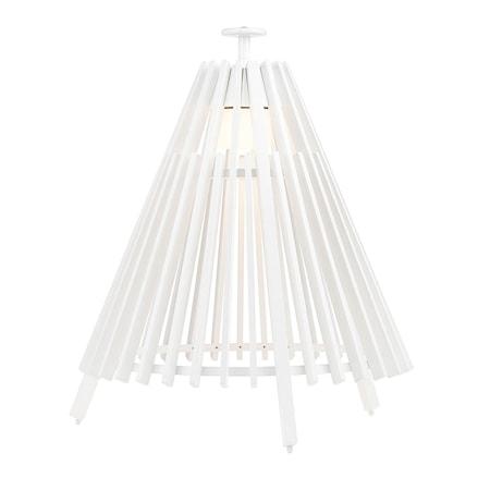 Tipi lampa 530 - vit