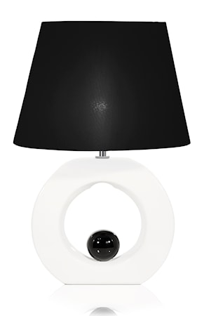 Circle Bordslampa Vit
