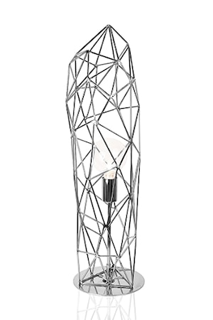 Bilde av Globen Lighting Bordlampe Diamond Statue Krom