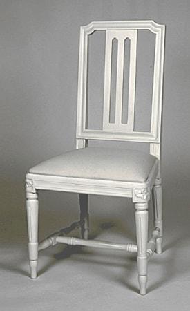 Kallholmen Mirjam stol - pärlgrå