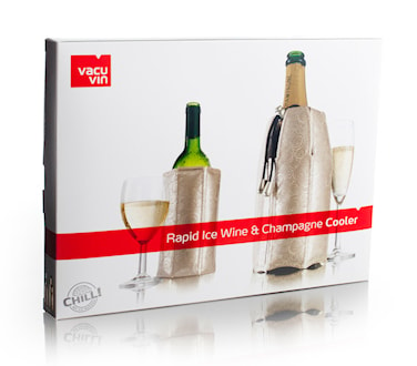 Active Wine & Champagne Cooler Platinum Presentförpackning