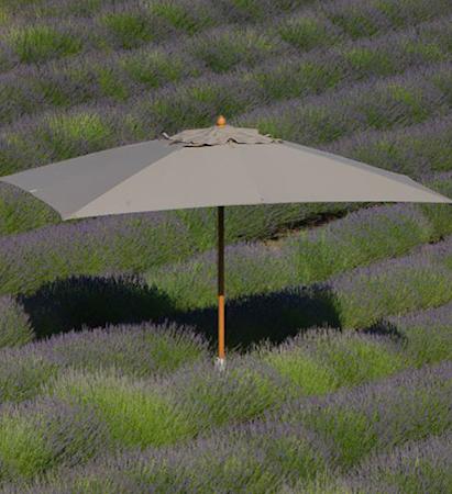 Ethimo Classic 3x4 parasoll - Utan parasollfot