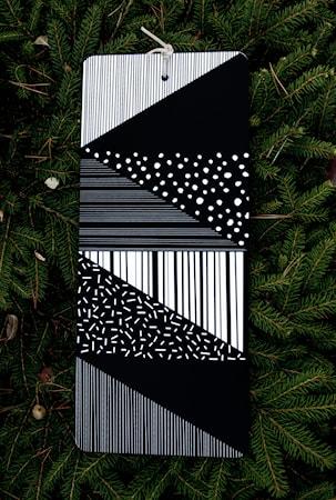 Wallmark formstudio Rutan skärbräda 40 x 17 cm