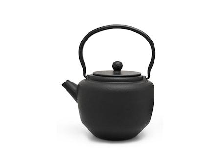Pucheng tekanna svart med tefilter 1,3 liter Bredemeijer