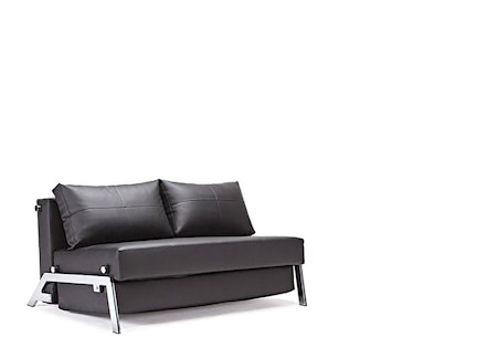 Innovation Cubed deluxe bäddsoffa ? Leather look black