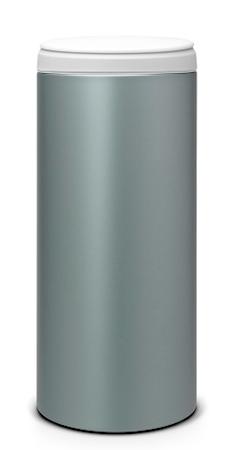 Brabantia FlipBin metalli/vaaleanharmaa 30 L