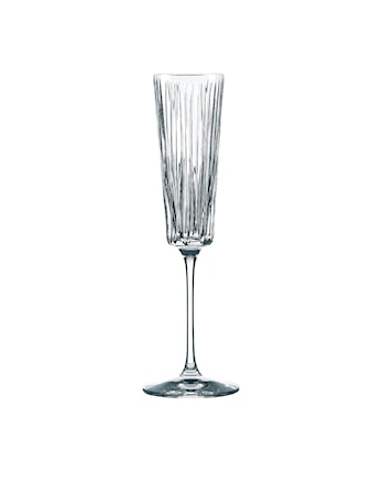 Sixties Lines Champagneglas 19cl 2-p
