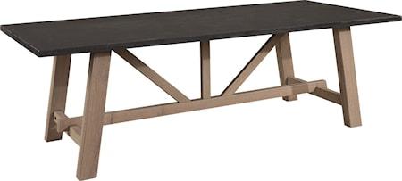 Artwood Farmer matbord ? 300 cm