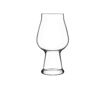 Luigi Bormioli Birrateque ølglas stout/porter, 2 st. 60 cl Øv thumbnail