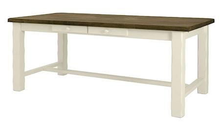 Falsterbo Lyon matbord med låda - 190 cm