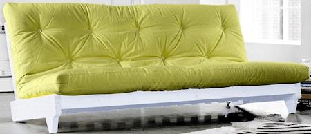 KARUP Fresh soffa - vit/grön