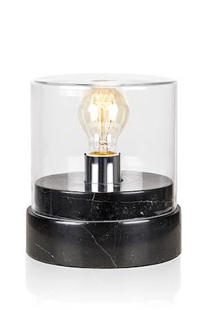 Bilde av Globen Lighting Bordlampe Marmi Wide Svart