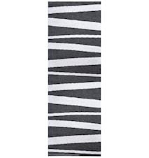 Åre Svart/vit matta 2 m