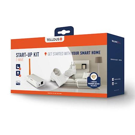 Startpaket Premium Z-wave/433