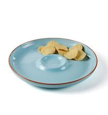 Chip & Dip Fat Vintage Blå