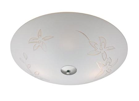Markslöjd Orchid Loftslampe Frostet 35 cm thumbnail