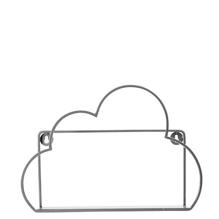Tidningsställ Cloud Grå