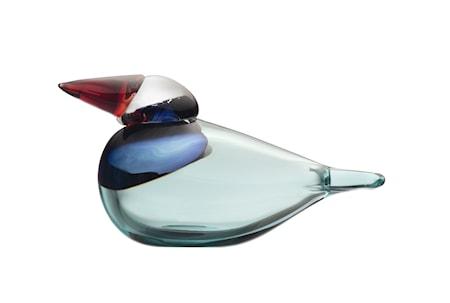Birds Queenfisher 155x70mm Havsblå