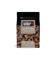 Weber® Tändkuber, ekologiska