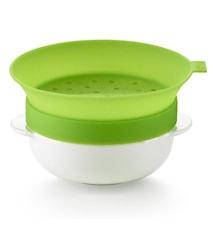Grötskål keramik Grön