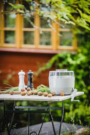 Nordwik Potatisskalare trädgård