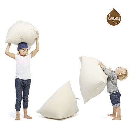 Terapy Ergonomic Living Sydney sittsäck - Cream