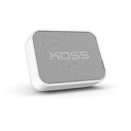 KOSS Kaiutin BTS1 Bluetooth Valkoinen