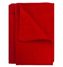 Våffelhandduk Skagen 50x70, 2-pack Röd