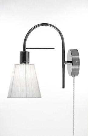 Bilde av Globen Lighting Vegglampe Night Krom