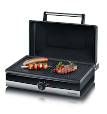 Bordsgrill Med Lock ´Smart-Line´