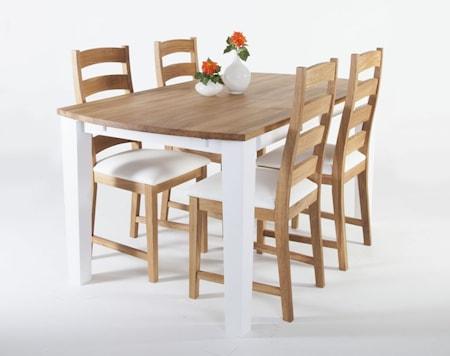 Falsterbo Alberta matgrupp ? 4 st stolar ink klaff