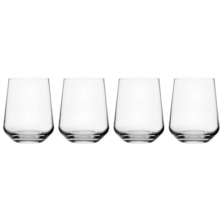 Essence Vattenglas 35 cl 4-pack